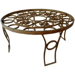 Talleres Chacón Round Coffee Table