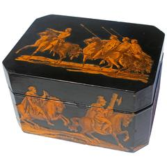 Decalcomania Trinket Box
