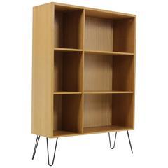 Upcycled Danish Oak Bookcase of 1960s