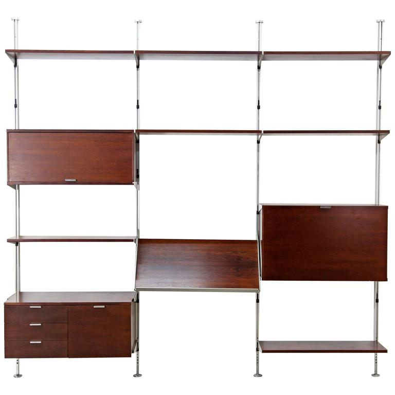 Css Free Standing Shelf By George Nelson For Herman Miller