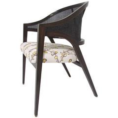 Mid Century Modern Paddle Arm Rocking Chair Circa 1960 S