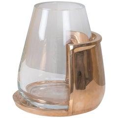 "Bronze Vase by Eric Schmitt ""Bjou"""