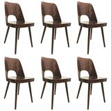 Dining Chairs by Oswald Haerdtl