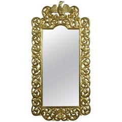 Florentine Gilt Wall Mirror
