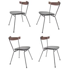 Set of Four Dining Chairs by Clifford Pascoe, circa 1950s