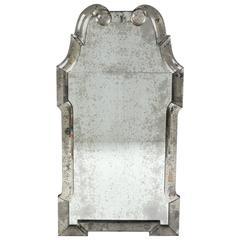 Elegant 1940s Mirror
