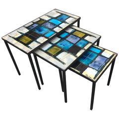 Ceramic Nesting Table