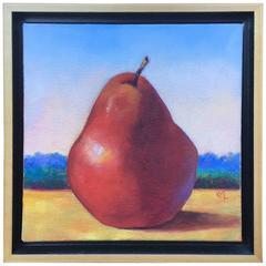 Nantucket Still Life with a Pear by Katie Trinkle Legge, 2002