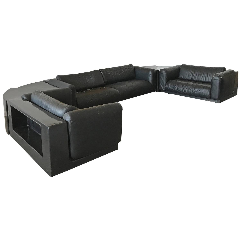 sectional corner sofa klub corner sofa by i 4 mariani design mauro lipparini thesofa. Black Bedroom Furniture Sets. Home Design Ideas