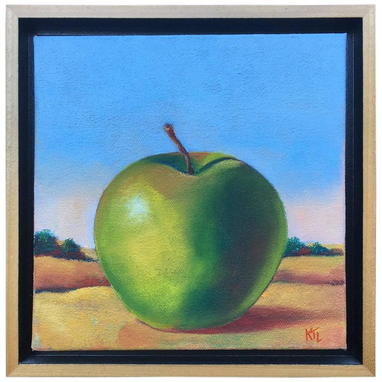 Nantucket Still Life with an Apple by Katie Trinkle Legge, circa 2002