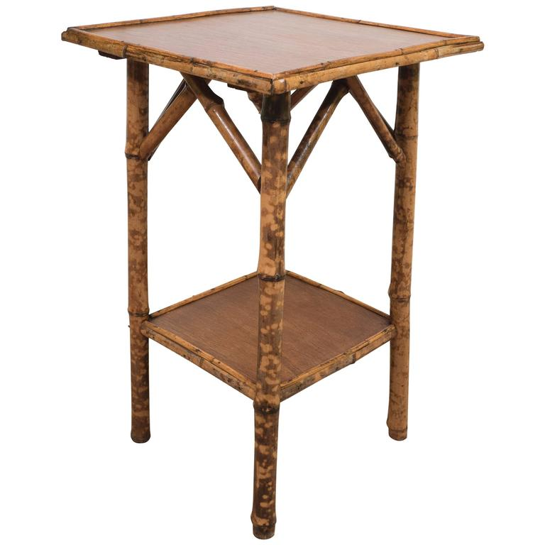 Superbe Small Bamboo Table