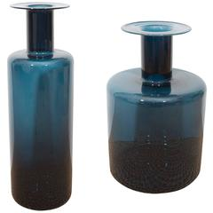 La Sardaigne Midnight Blue Vases