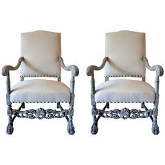 Pair of Chateau Chairs