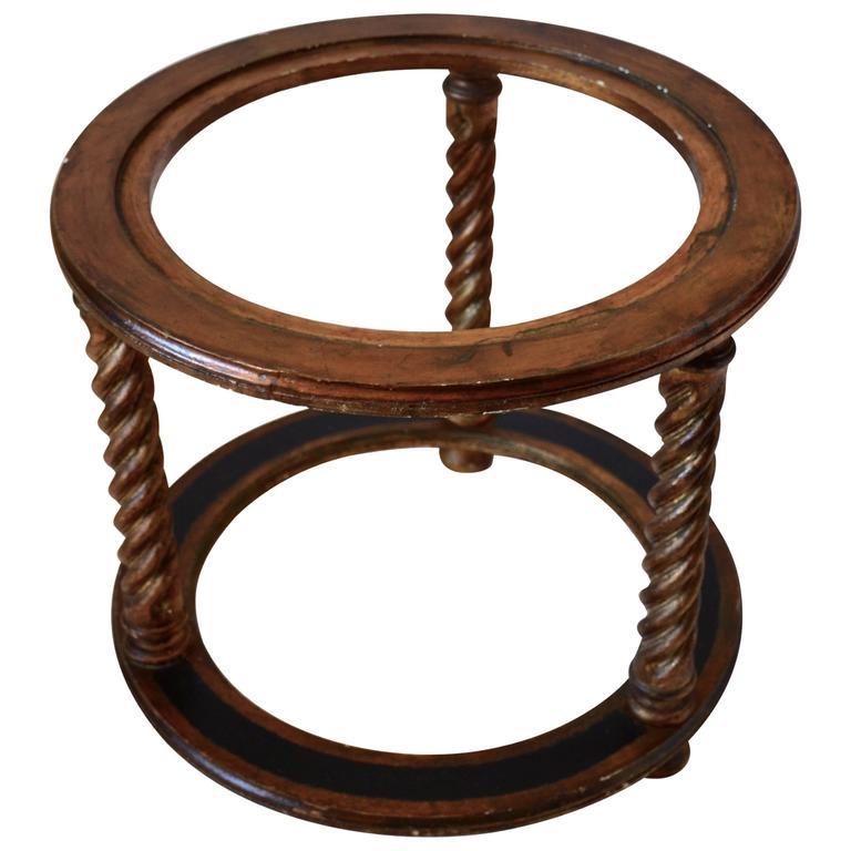 Vintage Side Table Base
