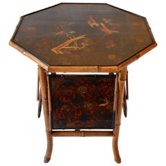 Multi-Tiered Chinoiserie Tea Table