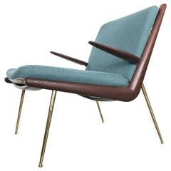 FD135 'Boomerang' Chair by Peter Hvidt + Orla Mølgaard-Nielsen