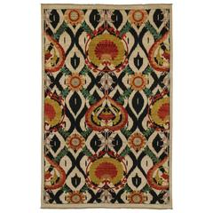 New Transitional Area Rug with Modern Style