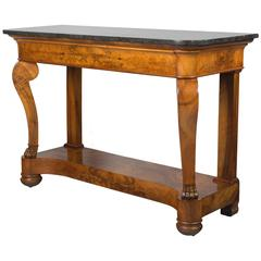 19th Century French Restauration Period Console