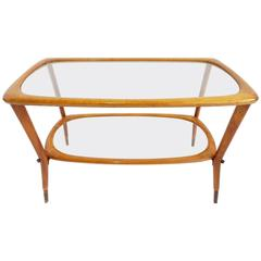 Elegant Side Table Carlo de Carli Style