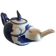 Royal Copenhagen Art Nouveau Tea Pot #506 'Dinnerware No. 4'