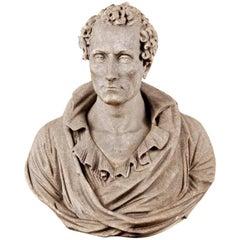 19th Century Neoclassical Marble Thorwaldsen Bust