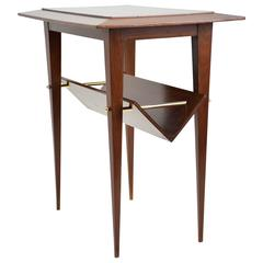 20th Century  French Side Table In the Manner of Raphael, 1950's