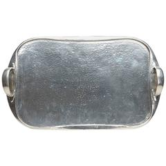 Arts & Crafts Tudric Twin Handled Pewter Tray, circa 1905