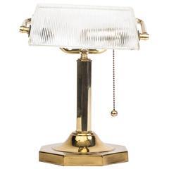 Excellent Art Deco Table Lamp