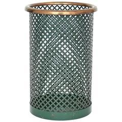 As Interesting as Wastepaper Baskets Get