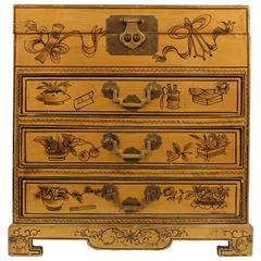 Chinoiserie Boxes 34 For Sale At 1stdibs
