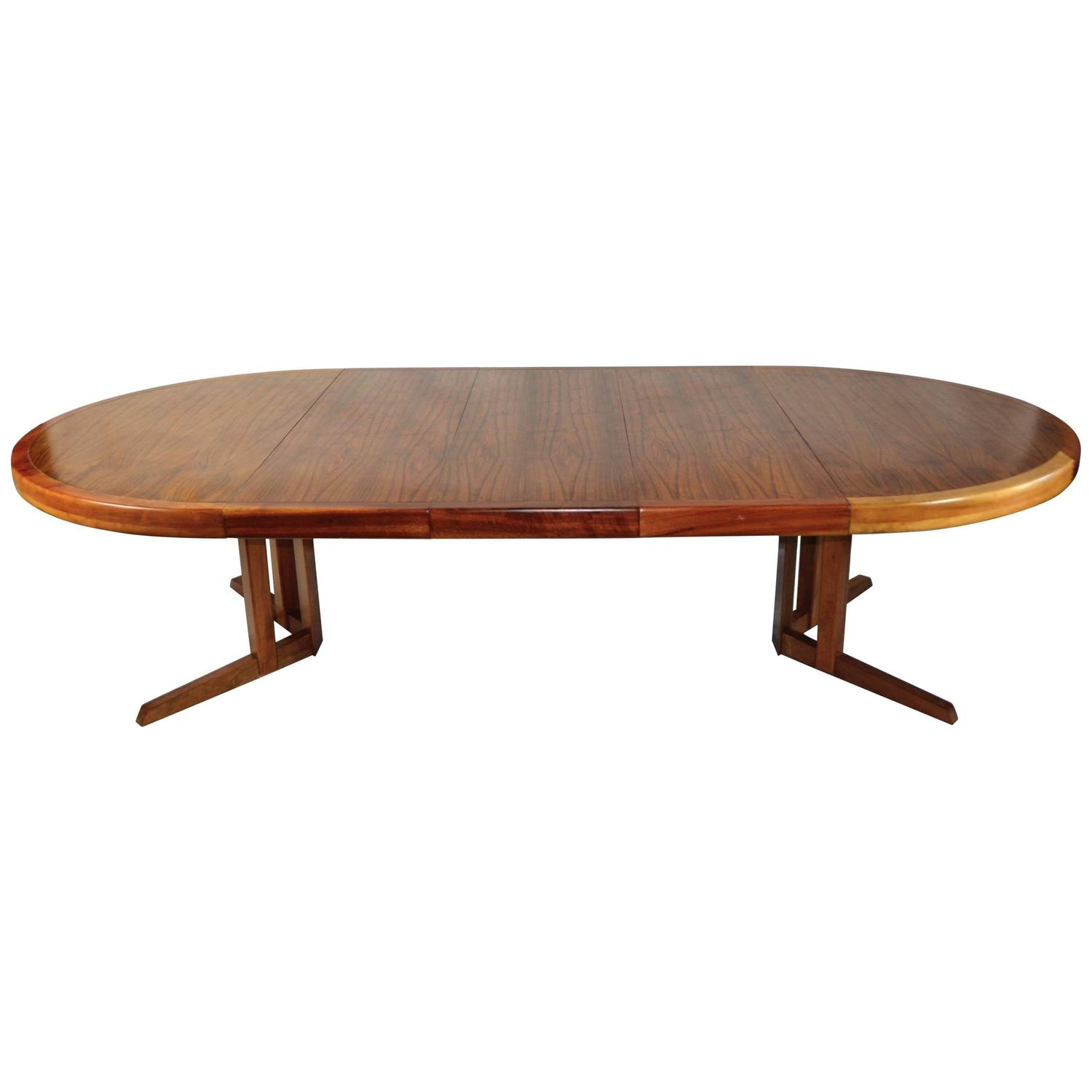 george nakashima dining table model 277 for widdicomb 1961 for