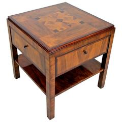 Art Deco Side Table, Austria circa 1920