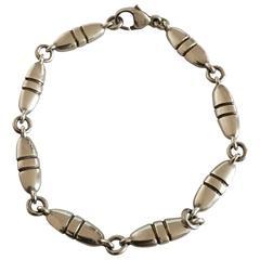 Georg Jensen Sterling Silver Bracelet No. 391