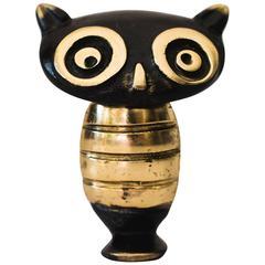 Rare Walter Bosse Owl Cork Screw