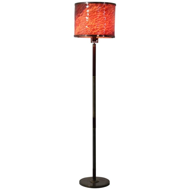 Floor Lamp by Martin Pribyla