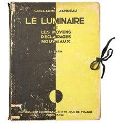 """""""Le Luminaires Et Les Moyens D'eclairages"""" by Guillaume Janneau"""