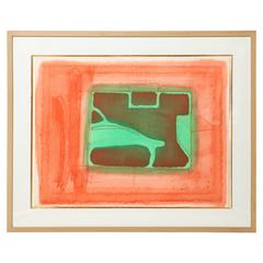'A Furnished Room' by Howard Hodgkin