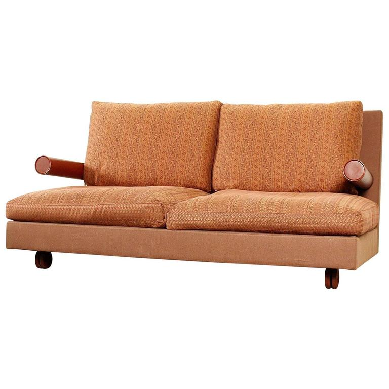 B B Italia Baisity Large Two Seat Sofa By Antonio Citterio For Sale At 1stdibs