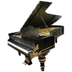 Art Case Steinway Victorian Style Model D Grand Piano