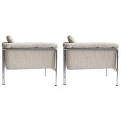 Pair of Armchairs by Horst Brüning