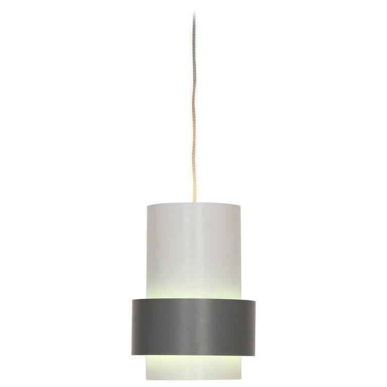 Delicately Coloured Pendant Lamp by Jo Hammerborg
