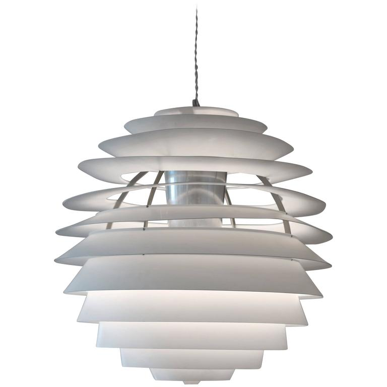 Louvre Lamp By Poul Henningsen For Sale At 1stdibs