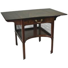 Chippendale Mahogany Breakfast or Supper Table