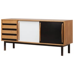 Charlotte Perriand Sideboard in Ash 'h'