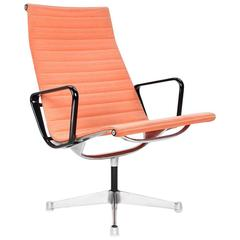 Swivel Lounge Chair by Ray and Charles Eames Early 1958 Herman Miller, EA116