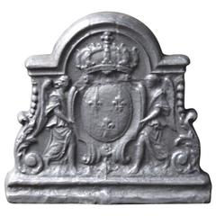 'Arms of France' Fireback