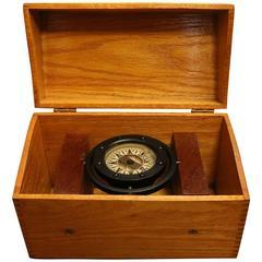 Boxed Compass by Dirigo