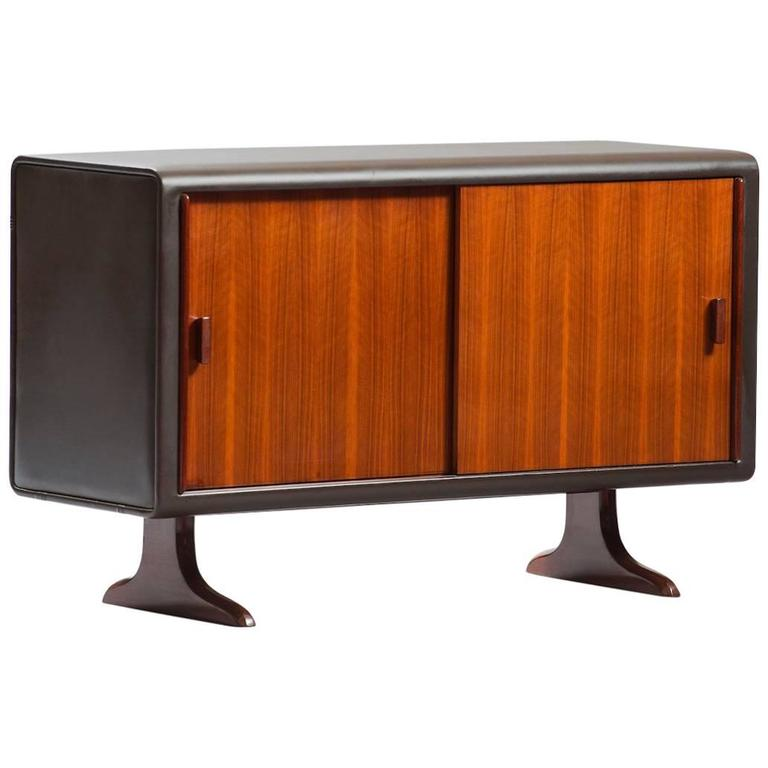 Captivating Danish Office Sideboard