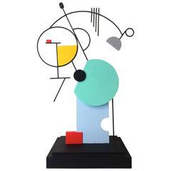 Elancé III, Contemporary Sculpture by Joel Chasseriau