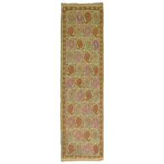 Turkish Paisley Motif Small Size Runner